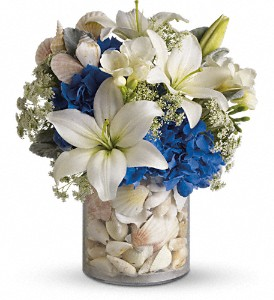Everything's Beachy by Teleflora in Boca Raton FL, Boca Raton Florist
