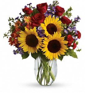 Pure Happiness in Norfolk VA, The Sunflower Florist