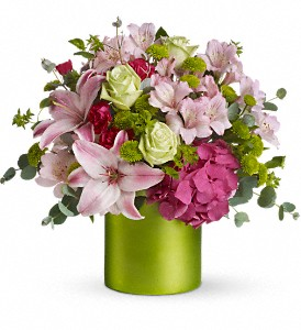 Fancy Flowers by Teleflora in Royersford PA, Three Peas In A Pod Florist