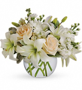 Isle of White in Robertsdale AL, Hub City Florist