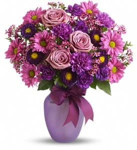 Love and Laughter in Fort Dodge IA, Becker Florists, Inc.