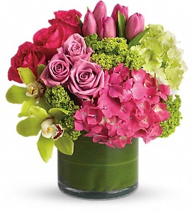 New Sensations in Modesto, Riverbank & Salida CA, Rose Garden Florist