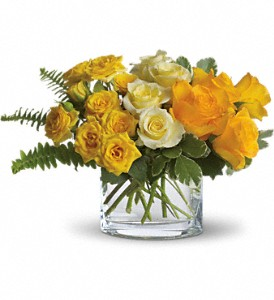 The Sun'll Come Out by Teleflora in Belford NJ, Flower Power Florist & Gifts