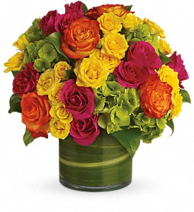Blossoms in Vogue in Jersey City NJ, Entenmann's Florist
