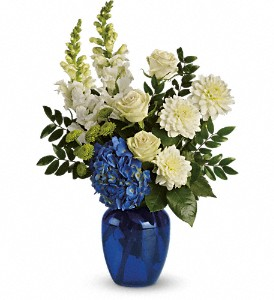 Ocean Devotion in Kewanee IL, Hillside Florist
