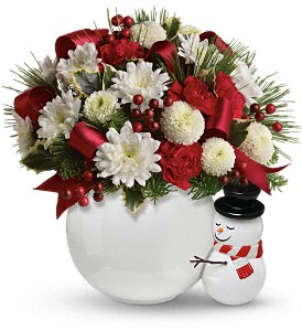 Teleflora's Send a Hug Bouquet in Mobile AL, Cleveland the Florist