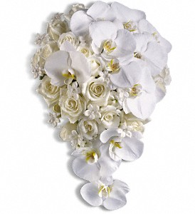 Style and Grace Bouquet in Kentfield CA, Paradise Flowers