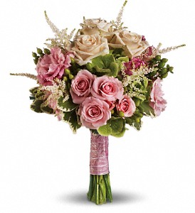 Rose Meadow Bouquet in Staten Island NY, Evergreen Florist