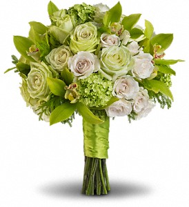 Luscious Love Bouquet in Olean NY, Mandy's Flowers