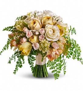 Best of the Garden Bouquet in Winthrop MA, Christopher's Flowers