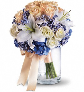 Nantucket Dreams Bouquet in Santa Monica CA, Edelweiss Flower Boutique