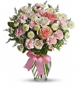 Cotton Candy in Saraland AL, Belle Bouquet Florist & Gifts, LLC