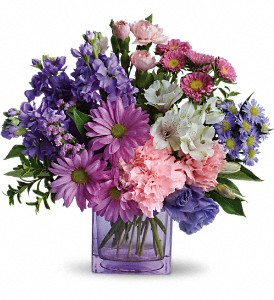 Heart's Delight by Teleflora in Mount Morris MI, June's Floral Company & Fruit Bouquets