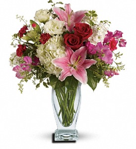 Kensington Gardens by Teleflora in Dubuque IA, New White Florist