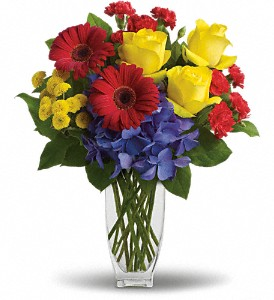 Here's to You by Teleflora in Norwalk CT, Bruce's Flowers & Greenhouses