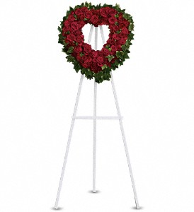 Blessed Heart in Norwalk CT, Richard's Flowers, Inc.