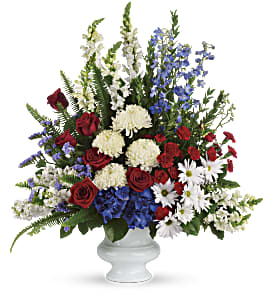 With Distinction in Mount Morris MI, June's Floral Company & Fruit Bouquets