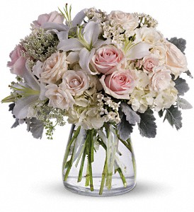 Beautiful Whisper in Benton Harbor MI, Crystal Springs Florist