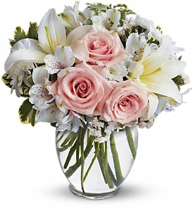 Arrive In Style in Calgary AB, White's Flowers