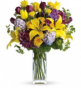 Teleflora's Spring Equinox in Bismarck ND, Dutch Mill Florist, Inc.