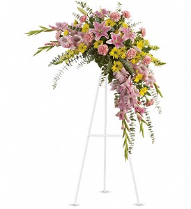 Sweet Solace Spray in Fairfield CT, Town and Country Florist