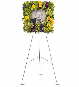 Richly Remembered in Fayetteville NY, Backyard Garden Florist