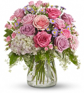 Your Light Shines in Benton Harbor MI, Crystal Springs Florist