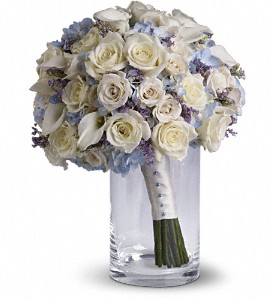 Lady Grace Bouquet in Hillsborough NJ, B & C Hillsborough Florist, LLC.