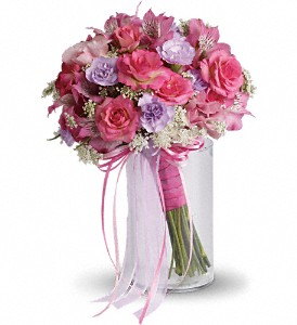 Fairy Rose Bouquet in Adrian MI, Flowers & Such, Inc.