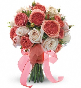 Lady Love Bouquet in Bakersfield CA, White Oaks Florist