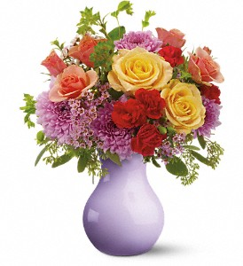 Teleflora's Stratford Gardens in Port Washington NY, S. F. Falconer Florist, Inc.