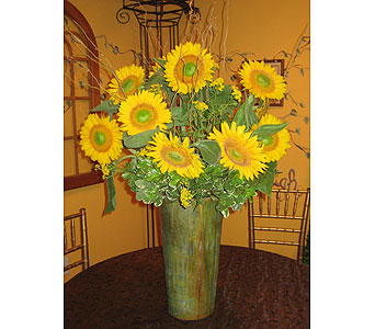 I Love Sunflowers in Massapequa Park NY, Bayview Florist & Montage  1-800-800-7304