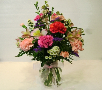 Pretty in Pinks! in Herndon VA, Herndon Florist, Inc