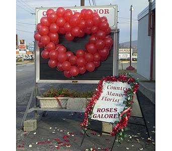 Valentine's Day in Hanover PA, Country Manor Florist
