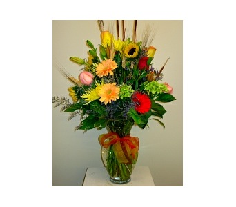 Shades of Autumn in Naples FL, Gene's 5th Ave Florist