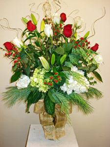 Christmas Dreams in Naples FL, Gene's 5th Ave Florist