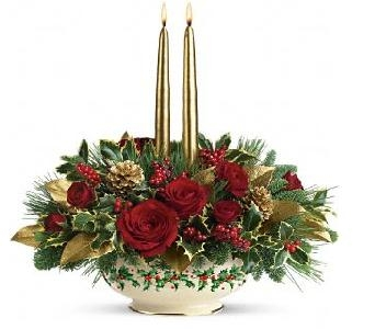 Lenox Holly-Day Bouquet by Teleflora in Woodbridge VA, Brandon's Flowers