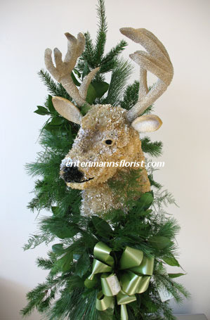 DEER HEAD in Jersey City NJ, Entenmann's Florist