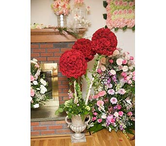 TA1 dans Watertown CT, Agnew Florist