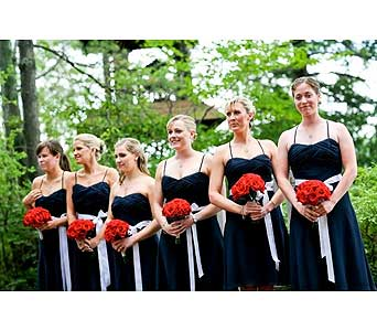 Squam Lake, NH Wedding dans Watertown CT, Agnew Florist