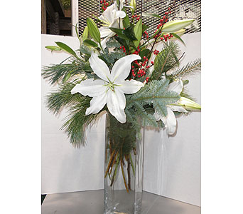 Happy Holidays in Oklahoma City OK, New Leaf Floral Inc