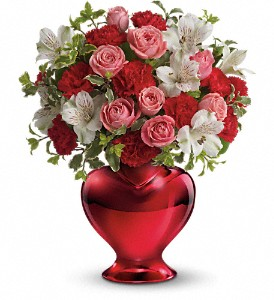 Teleflora's Love Shines Bright Bouquet in Buffalo Grove IL, Blooming Grove Flowers & Gifts