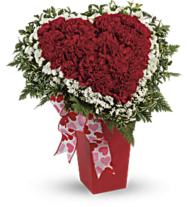 Heart and Soul in Philadelphia PA, Petal Pusher Florist & Decorators