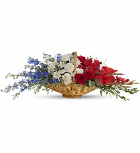 Patriot's Promise in Whittier CA, Ginza Florist