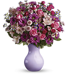 Pocketful of Dreams Bouquet by Teleflora in New Port Richey FL, Holiday Florist