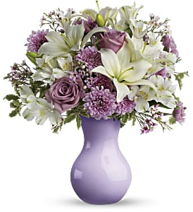 Teleflora's Starlight Serenade Bouquet in DeKalb IL, Glidden Campus Florist & Greenhouse