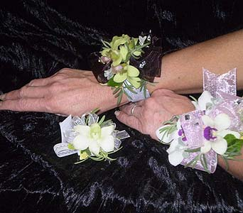 THE MEMORABLE ORCHID CORSAGES in Hanover PA, Country Manor Florist