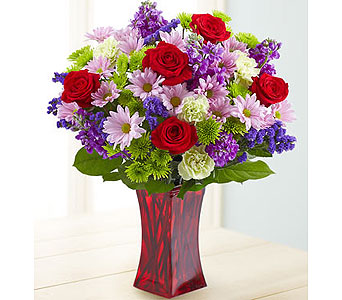 It''s All About You $49.99-$69.99 in Bradenton FL, Ms. Scarlett's Flowers & Gifts