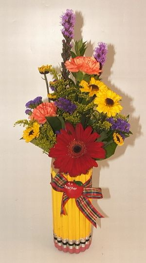 TO A GREAT TEACHER in Salisbury MD, Kitty's Flowers