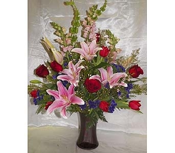 Romance Bouquet in Florence AL, Kaleidoscope Florist & Designs
